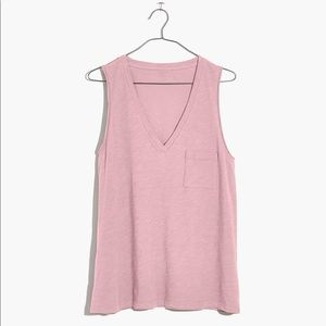Madewell v- neck NEVER WORN & TAGS on